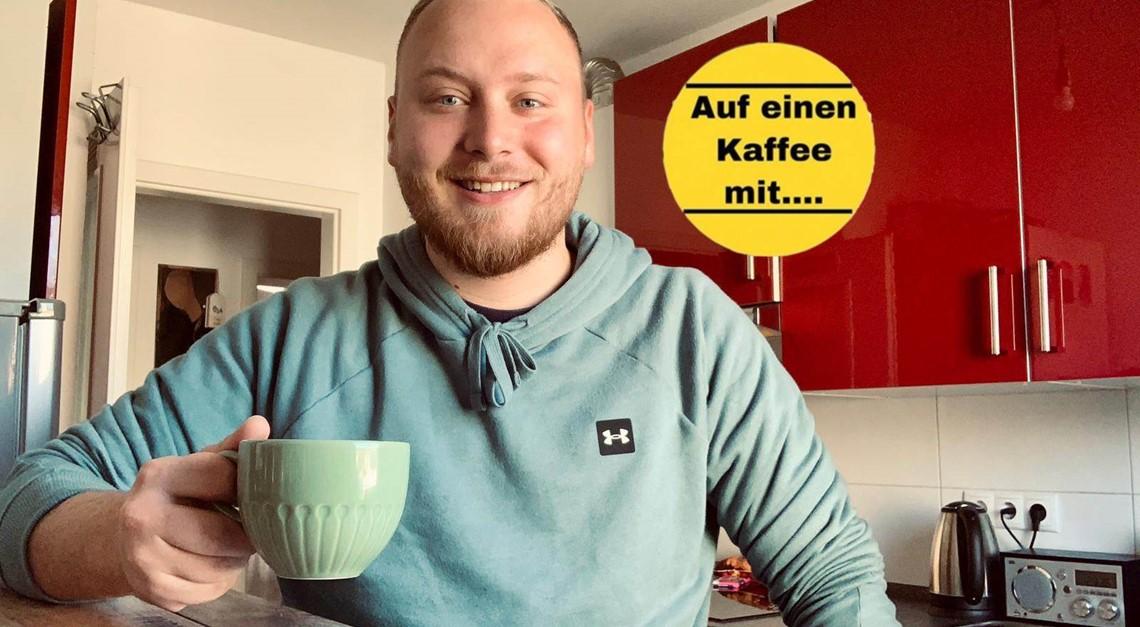 Auf einen Kaffee mit Dennis Martin