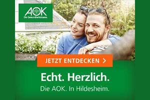 Sponsor - AOK Die Gesundheitskasse