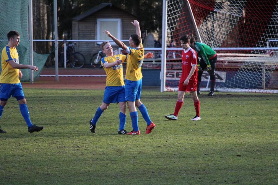3:0 Auswärtssieg in Soltau