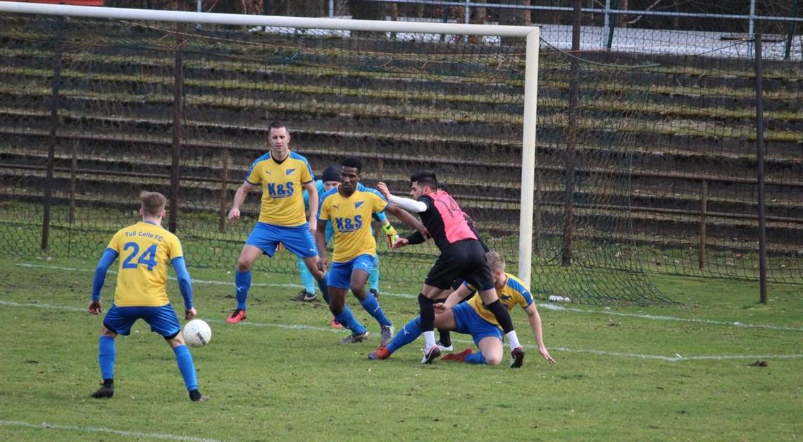 Heimniederlage gegen TSV Auetal