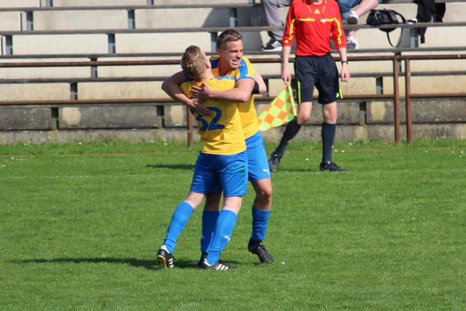 6:0 Heimsieg gegen VfL Maschen