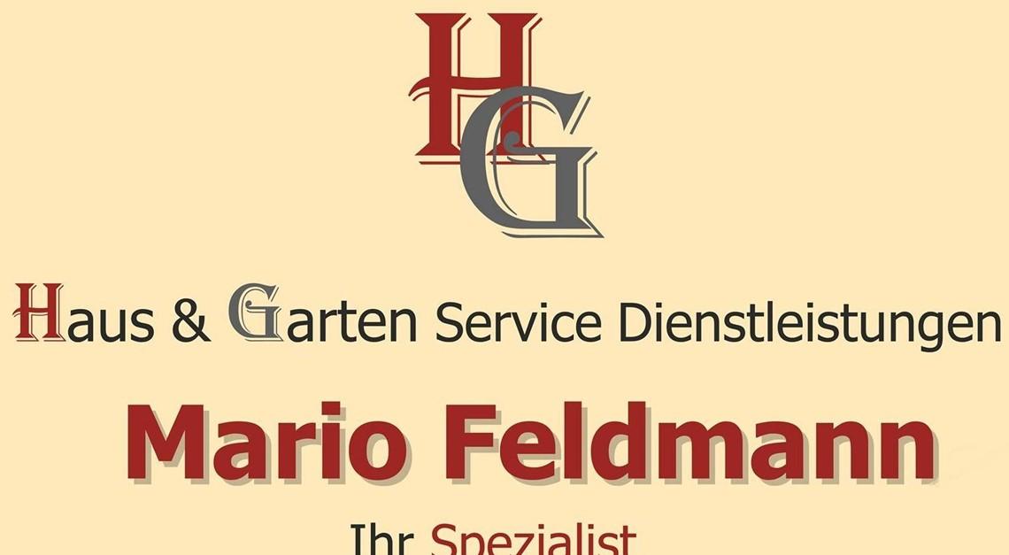 """""""Mario Feldmann Haus & Garten"""" neuer TuS-Partner"""