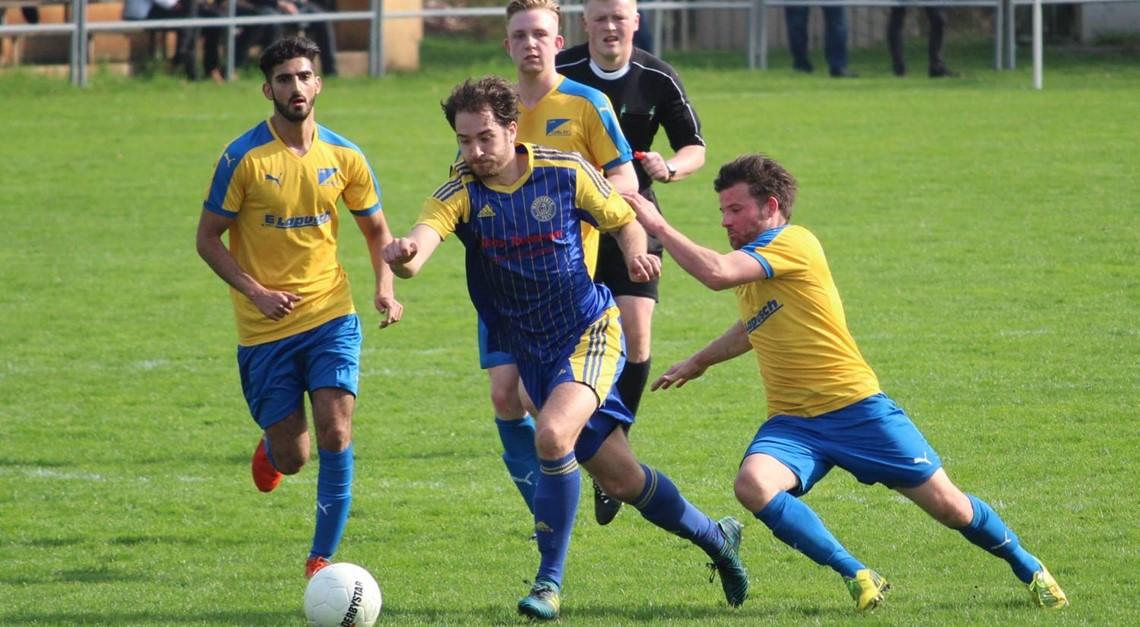 TuS FC unterliegt VfL Maschen mit 2:4