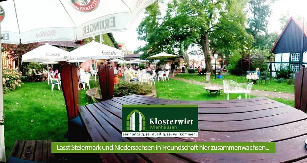 Klosterwirt verlängert Sponsorenvertrag