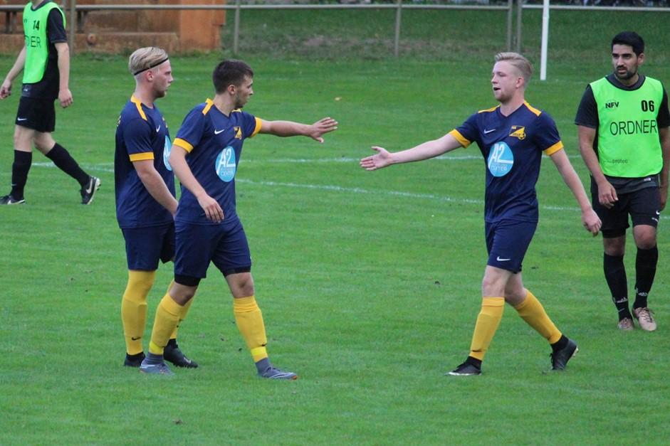 TuS FC feiert 3:0 Heimsieg