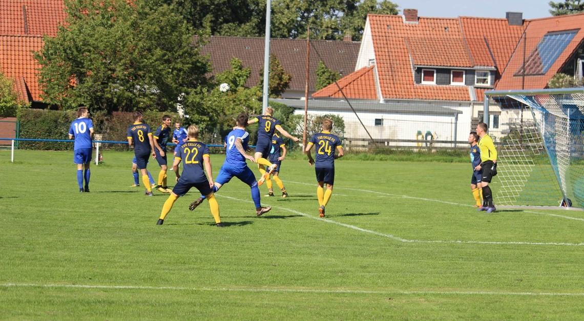 TuS FC kassiert 0:4 Klatsche in Eldingen
