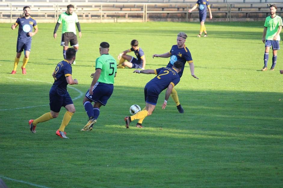 TuS FC macht halbes Dutzend voll