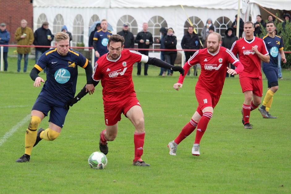 TuS FC siegt 4:1 in Eicklingen