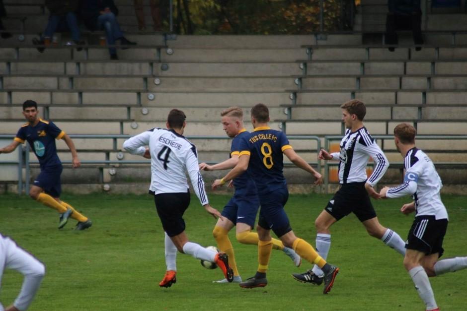 TuS FC unterliegt 1:3 gegen TuS Eschede