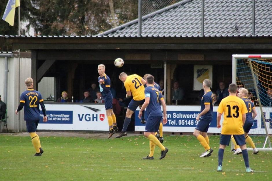 TuS FC mit Remis in Oldau