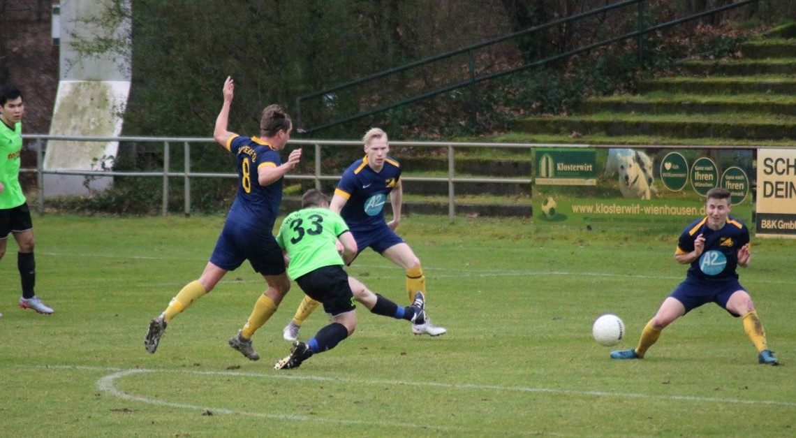 Heimniederlage gegen VfL Wathlingen