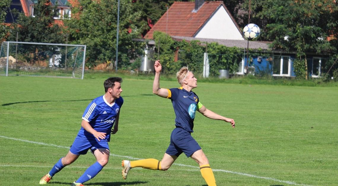 Heimspiel gegen SG Eldingen fällt aus