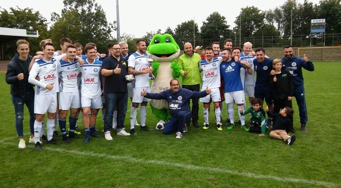 TSV Engensen gewinnt Stadtwerke-Trophy 2019