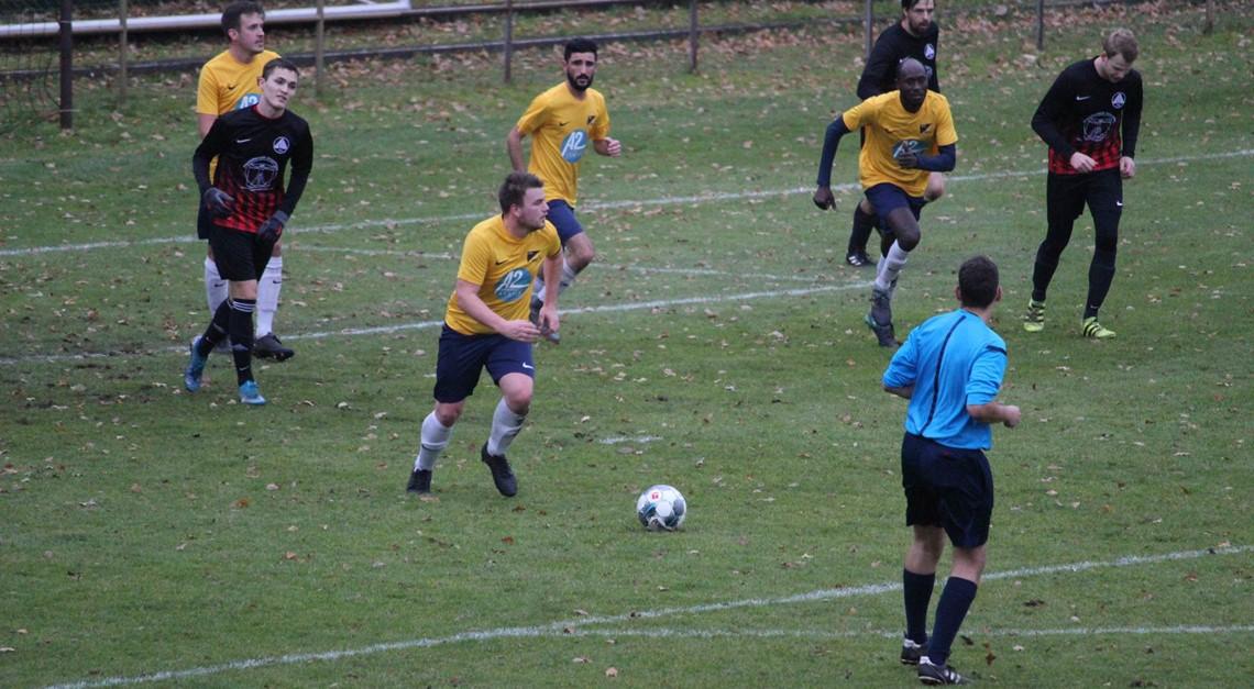 TuS FC mit Heimniederlage in die Winterpause