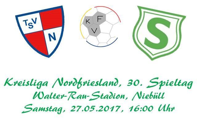 Letztes Saisonspiel in Niebüll