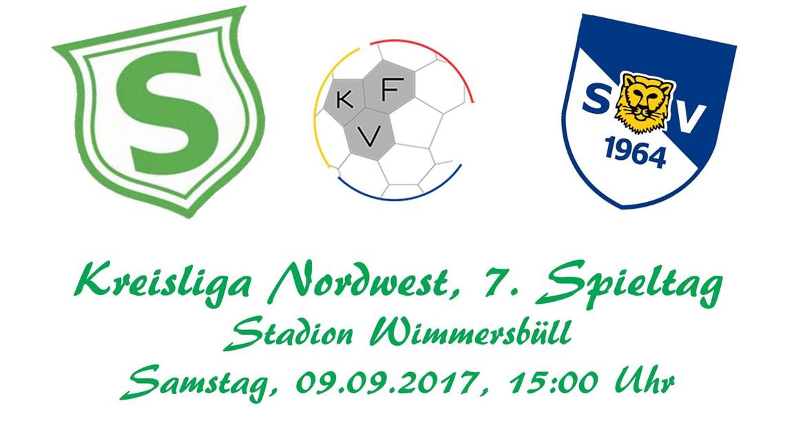 Heimspiel gegen Löwenstedt II