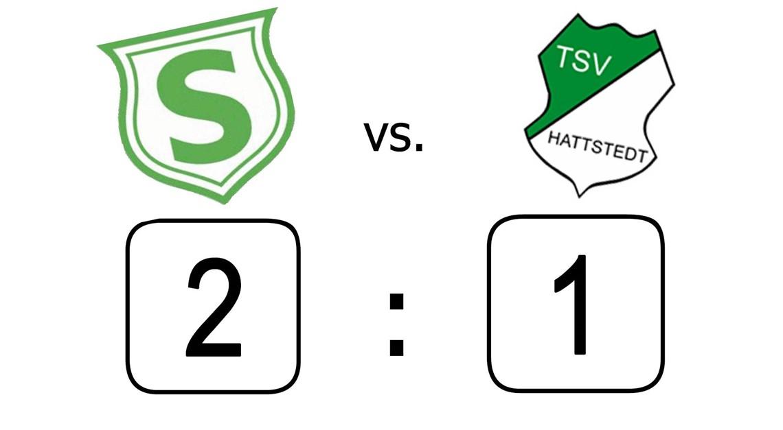 3 Punkte gegen Hattstedt