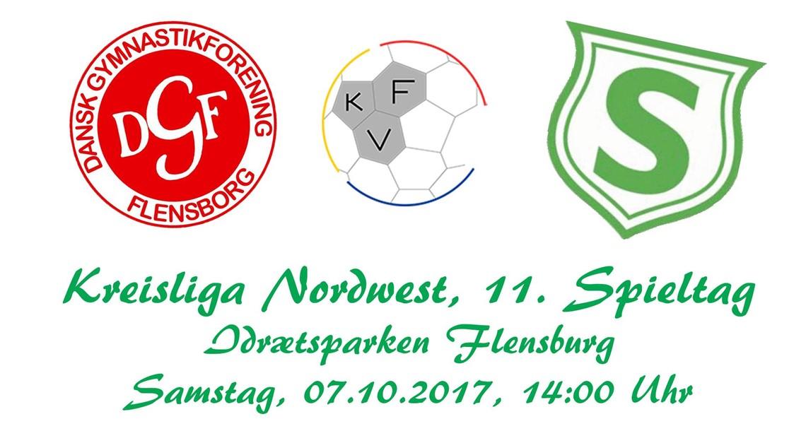 Schwere Aufgabe bei DGF Flensborg