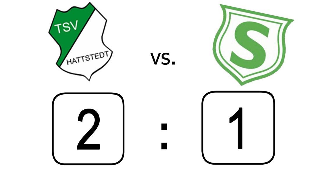 1:2 Niederlage in Hattstedt