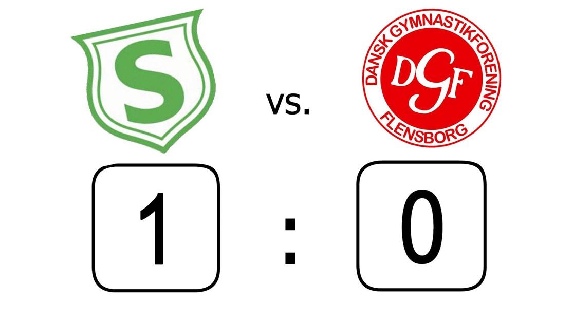 Knapper 1:0 Heimsieg gegen DGF