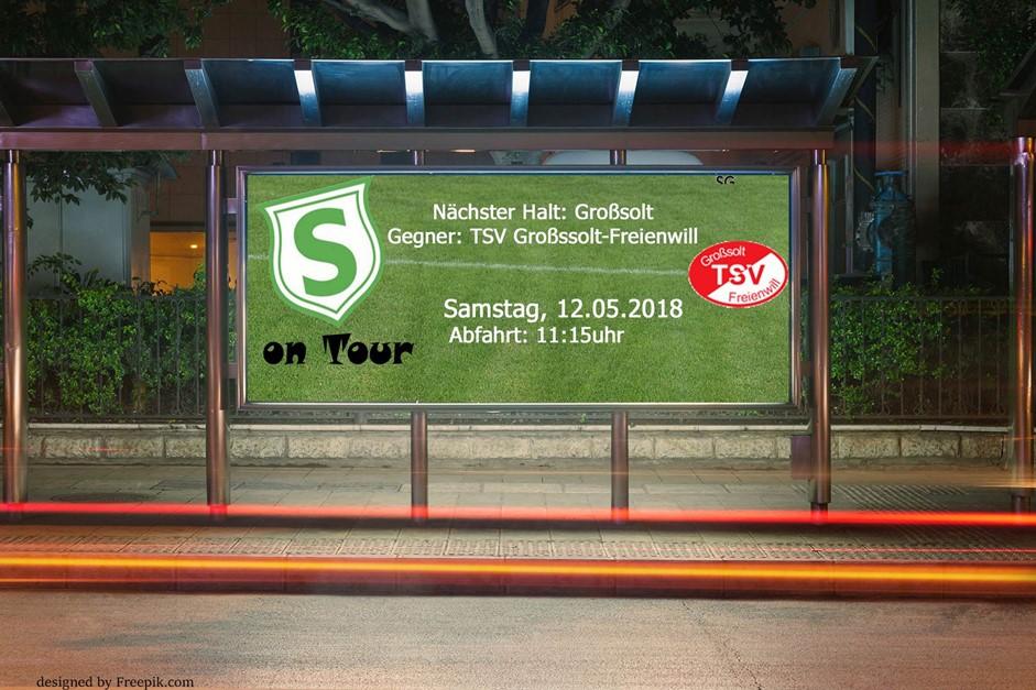 Bustour nach Großsolt