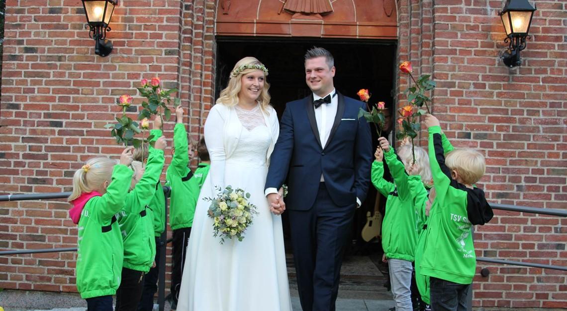 Hochzeit die III.