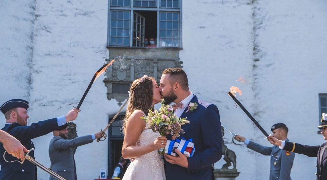 Andre heiratet seine Lena!