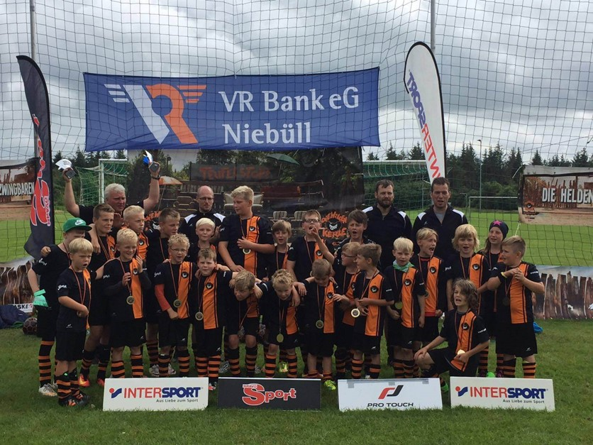 Fußballcamp Rückblick 2016