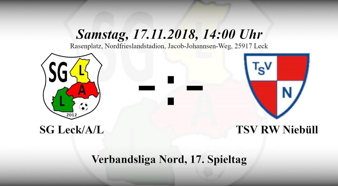 DERBYTIME – Heimspiel gegen TSV Rot-Weiß Niebüll