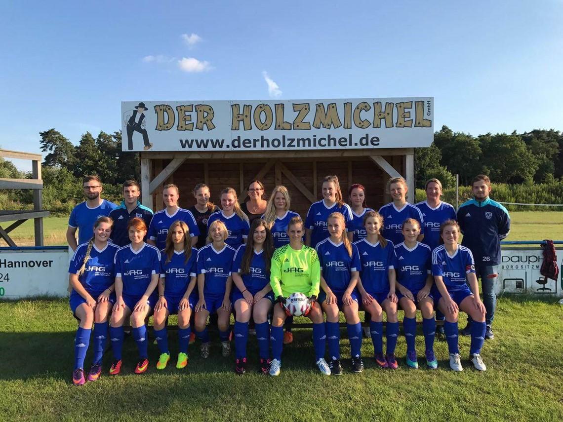 Mannschaftsfoto TSV Wettmar