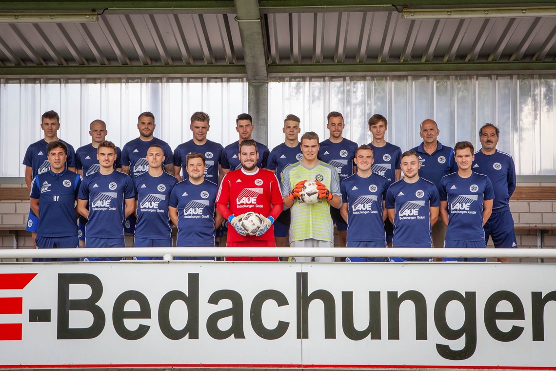 Mannschaftsfoto TSV Engensen