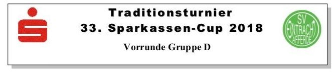 Germania Hagen I startet beim SSK-Cup in Afferde