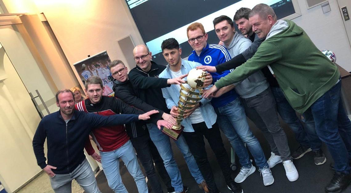 Auslosung für den DeWeZet-Supercup 2020