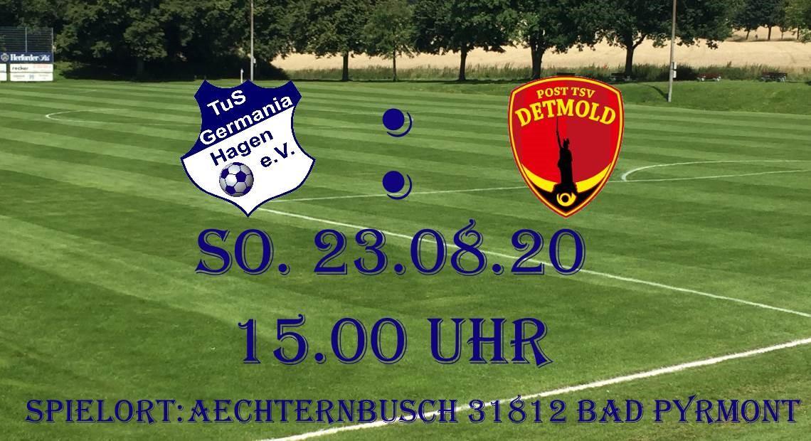 TSV Detmold kommt am Sonntag