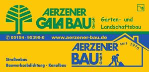 Sponsor - Aerzener Gala Bau