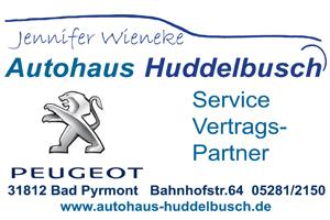 Sponsor - Autohaus Huddelbusch