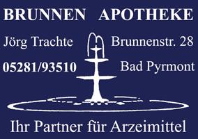 Sponsor - Brunnen-Apotehke