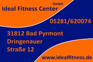 Sponsor - Ideal Fitnesscenter