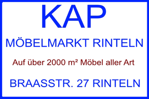 Sponsor - KAP Möbel