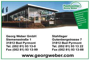 Sponsor - Fachcenter Weber