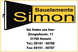 Sponsor - Simon Bauelemente