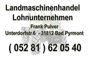 Sponsor - Landmaschinenhandel Pulver