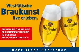 Sponsor - Herforder Brauerei