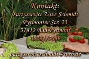 Sponsor - Partyservice Schmidt