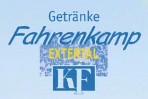 Sponsor - Getränkehandel Fahrenkamp