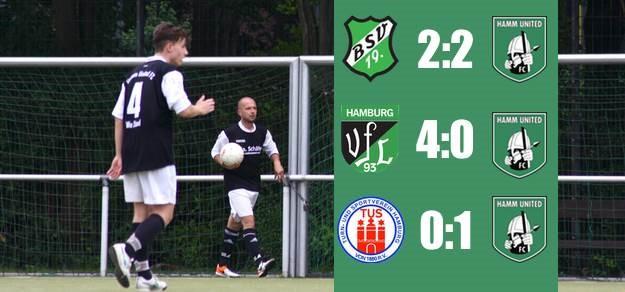 Turnier bei TuS Hamburg II