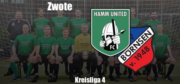 Topteam Hamm United II will punkten