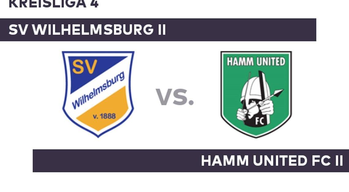 Die Zwote verliert beim SV Wilhelmsburg II mit 1:0