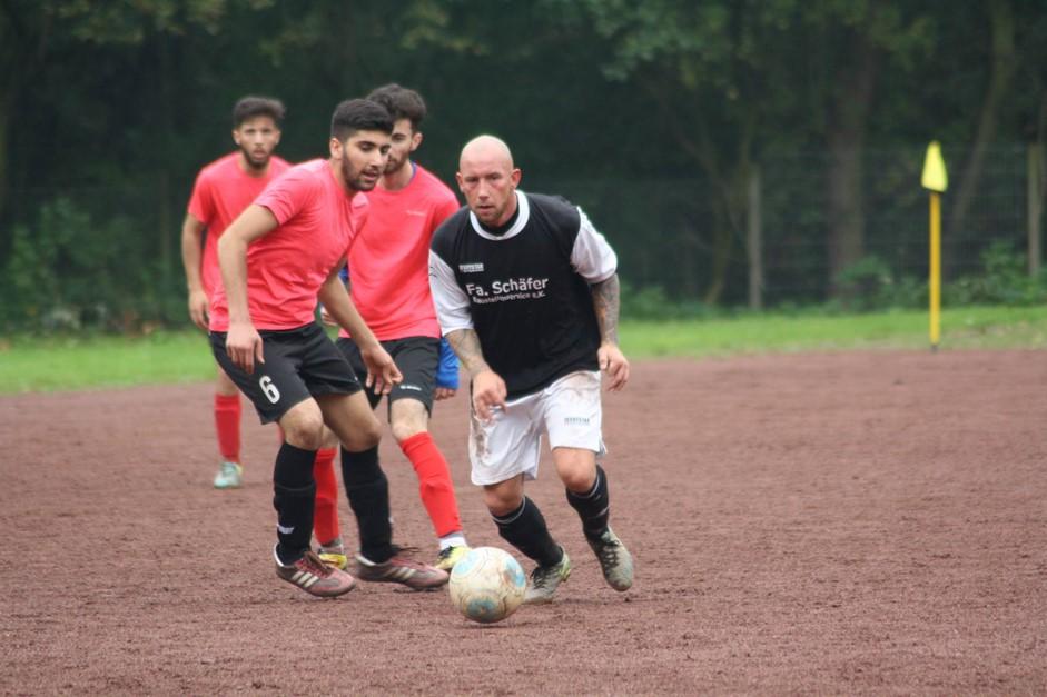 FC Veddel United II schielt nach oben