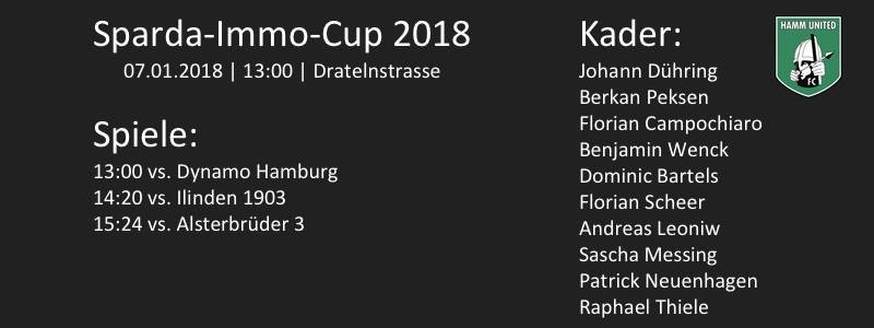 Sparda-Immo-Cup 2018
